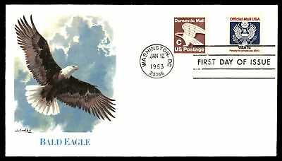 Mayfairstamps BALD EAGLE MAIL USA JOHN SWATSLEY CACHET ON UNSEALED UNADDRESSED F