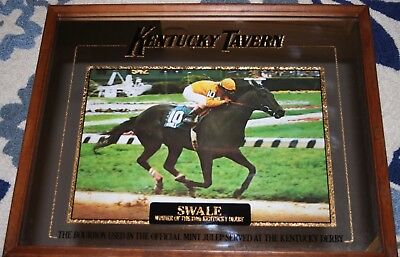 """kentucky tavern mirrored sign """"swale"""""""