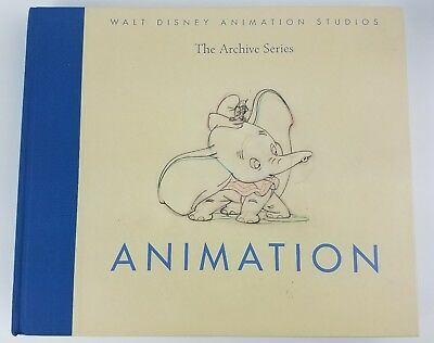 Animation Walt Disney Animation Studios The Archive Series Book