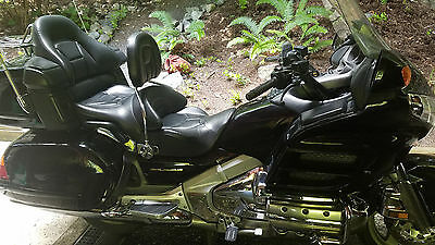 2004 Honda Gold Wing  2004 Honda Goldwing