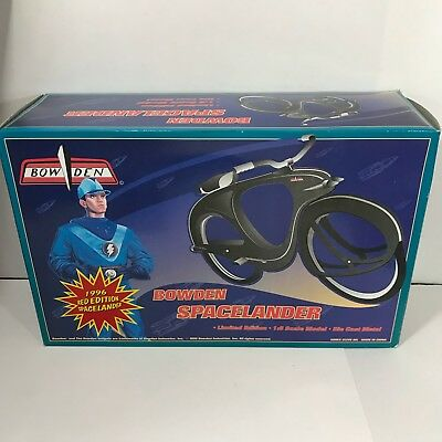 Bowden spacelander 1996 Red Limited Edition New In The Orginal Factory Box