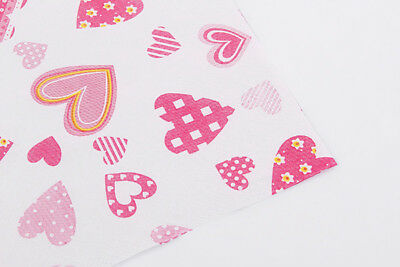 Love Series 20 Pcs Of Each Pack Party Paper Napkin 33X33CM 2 Ply Pattern 1