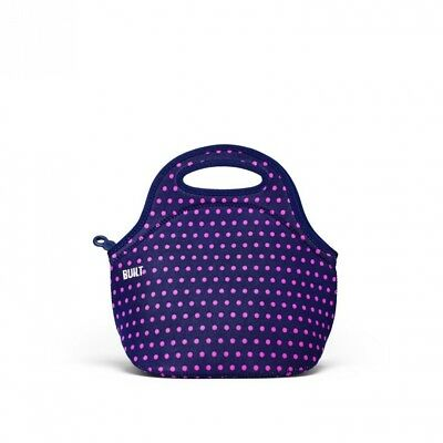 Built NY Gourmet Getaway, New Mini Dot Navy. Free Delivery