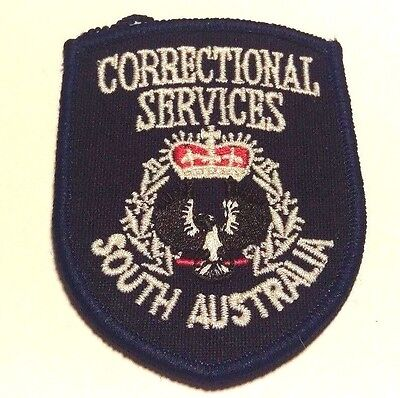 Correctional Services South Australia Patch / Badge