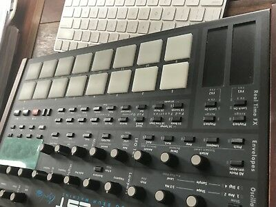 Dave Smith Instruments Tempest - Analog Drum Synthesizer - Mint Condition
