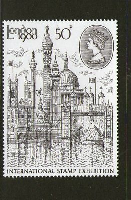 Great Britain, 1980 London80 1 Mnh