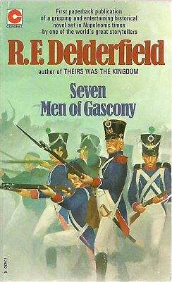 Seven Men of Gascony by R. F. Delderfield