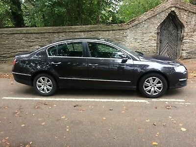 07/56 Reg Vw Passat 2.0Tdi 140 Diesel Se, Full Detailed History & Mot Till Feb18