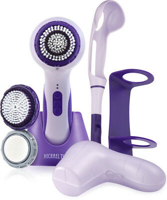 MICHAEL TODD Deluxe Lavender Lust 8-pc Soniclear Antimicrobial Cleansing System