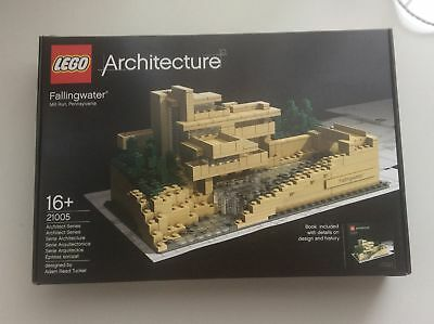 Lego Architecture  21005   F.L.Wright Fallingwater