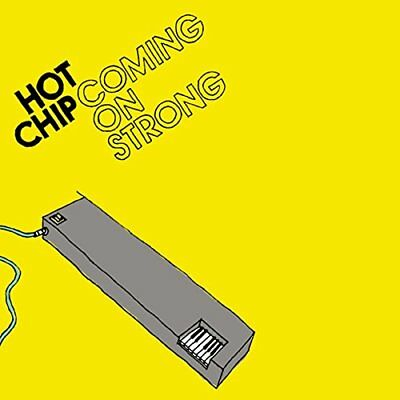 HOT CHIP Coming On Strong LP Ristampa 2017Limited Edition Nuovo