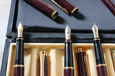 ||| Pelikan New Classic Collection Box P381 K381 K370 K371 |||