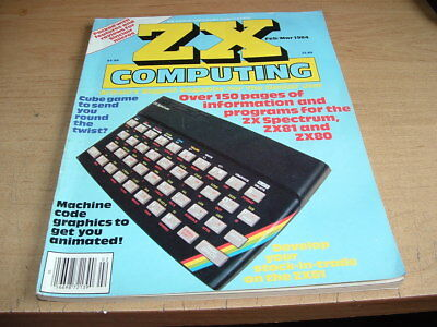 Zx Computing Magazine  Feb March 1984