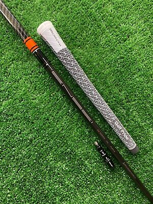 Mitsubishi Tensei CK Orange 70 Stiff Wood Shaft Choose Your Adapter