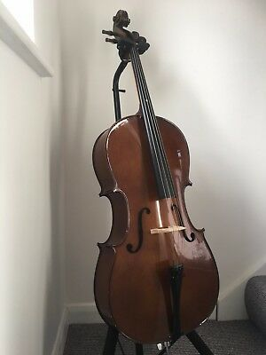 Stentor I 1102 Student 'Cello - 3/4 Size with case and bow