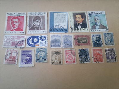 Mexico  Collectors  Stamps,