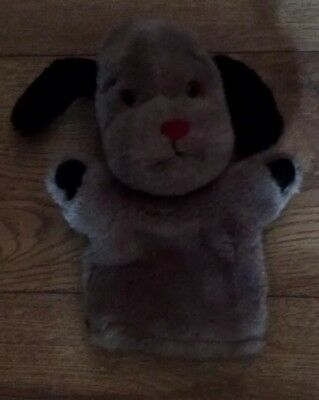 Sooty & Sweep - Sweep Hand Puppet with Working Squeaker
