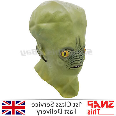 Alien Face Hugger Personalized Latex Mask Halloween Cosplay Adult