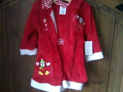 Baby Dressing Gown 18 - 24 Months From Disney Store