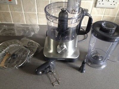 Kenwood FPM250 8.8 Cups Food Processor