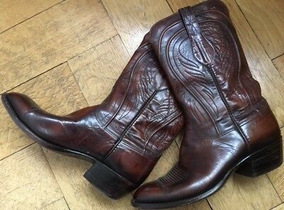 Lucchese Boots Model 2083, Size 11
