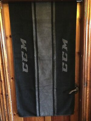 CCM Hockey Bath Towel