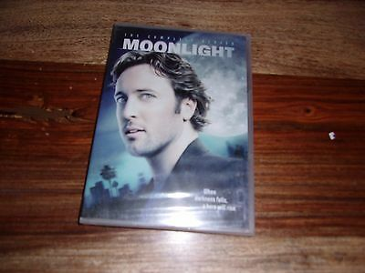 Moonlight - The Complete Series (DVD, 2011, 4-Disc Set) BRAND NEW SEALED!!