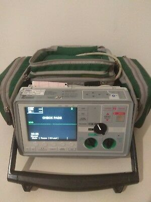 Zoll E Series Biphasic AED ECG 12Lead SpO2 NIBP ETCO2 Analyze Pacers Bluetooth