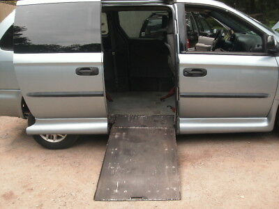 2004 Dodge Grand Caravan SPORT 2004 DODGE GRAND CARAVAN SE VMI WHEELCHAIR CONVERSION WITH HAND CONTROLS