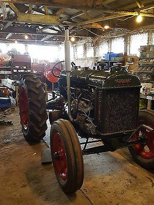 fordson standard n tractor 1938