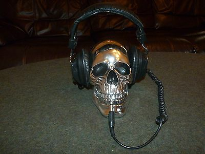 Vintage Headphones Philips SBC 487's with Volume Controls Superb Sound!