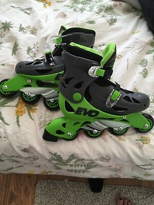 NEW kids adjustable rollerblades size 13-3
