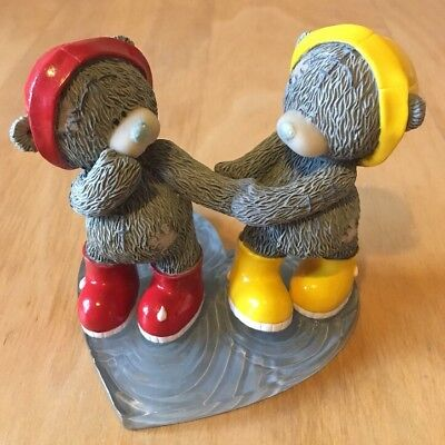 Unboxed Me To You Figurine - Splashing Out - 2005 - Very Rare.