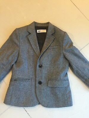 Boys Slim Fit Fashion Blazer Age 4-5