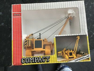 Joal 1/70 Scale Diecast 224 - Compact Caterpillar C-591