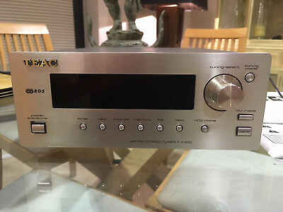 Teac T-H300Dab Reference 300 Series Stereo Dab Am Fm Tuner - Mint