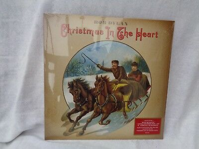 """Bob Dylan. """"Christmas In The Heart"""" LP  180g with CD  New / Mint / Sealed"""