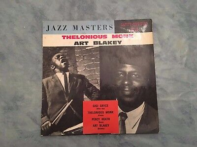 Lot The Lonious Monk Art Blakey Et Dizzy Gillepsie