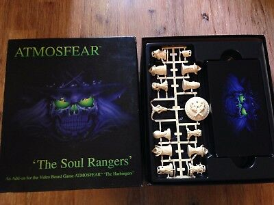 Atmosfear: The Soul Rangers expansion set (VHS board game)
