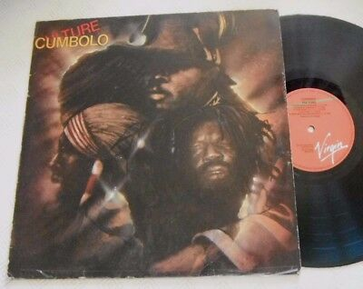 LP CULTURE ( J. Hill) Cumbolo  Reggae 1979