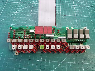HP 8112A Pulse Generator Front Panel Board , 08112-66505
