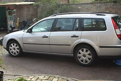 Ford Mondeo LX TDCI 130 Spares or Repair