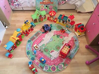 "Happyland & Various ""Bundle"" set from ELC (as per image - all included)"