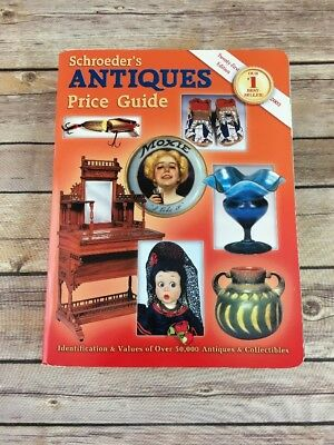 Schroeder's Antiques Price Guide (Schroeders Antiques Price Guide, 21st ed), , 1