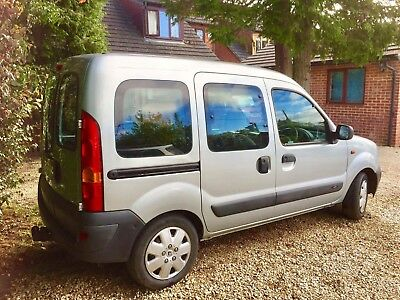 Renault Kangoo Authentique  2003 Dci 80 Diesel 1.5 - Spares Or Repair