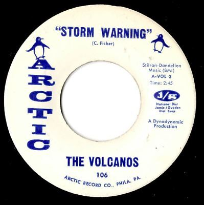 Soul northern soul popcorn Volcanos Storm warning MINT