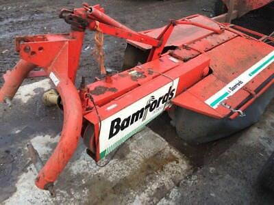 Benford Twin Drum Mower
