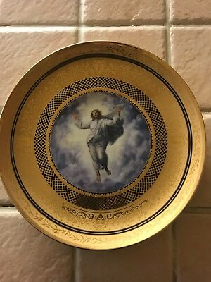 Franklin Mint Collectors Plate RAPHAEL'S TRANSFIGURATION Limited Edition