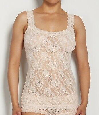 a733528cc HANKY PANKY 1390L - SIGNATURE LACE Unlined Camisole NWT  48-55 ...