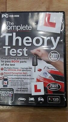 the complete theory test dvd